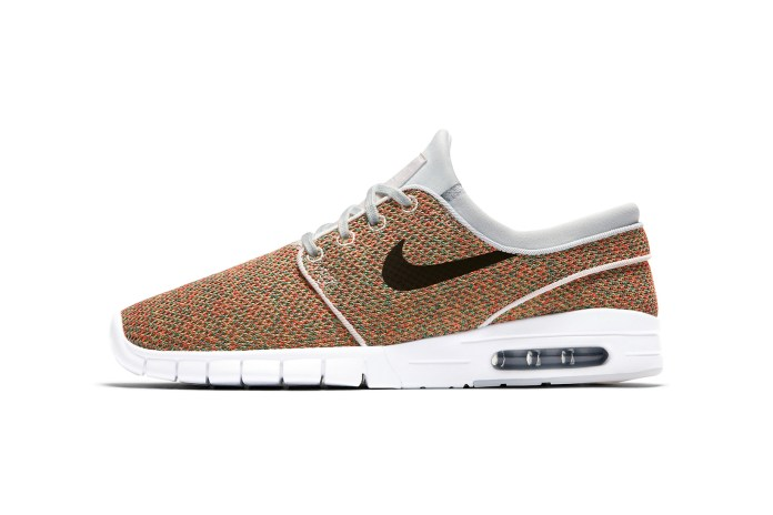 The Nike SB Stefan Janoski Max Gets the Multicolor Treatment