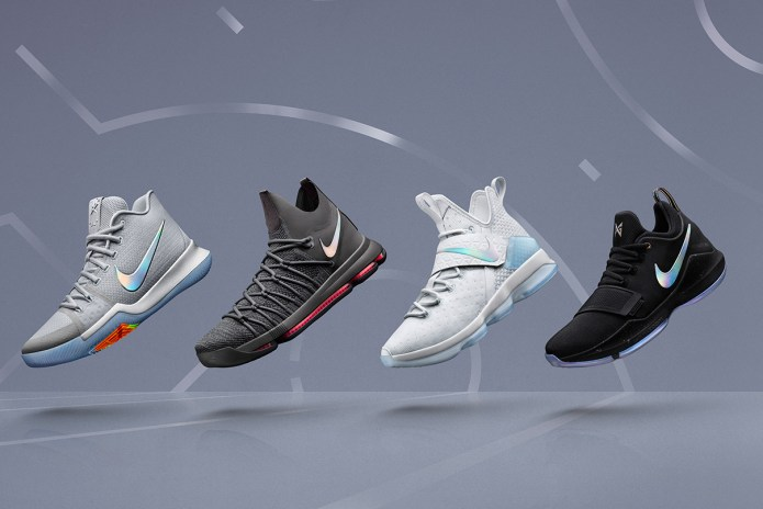 """Nike Unveils Its """"Time to Shine"""" Pack"""