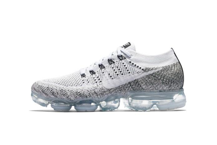 "Nike's VaporMax Joins The ""Oreo"" Family"