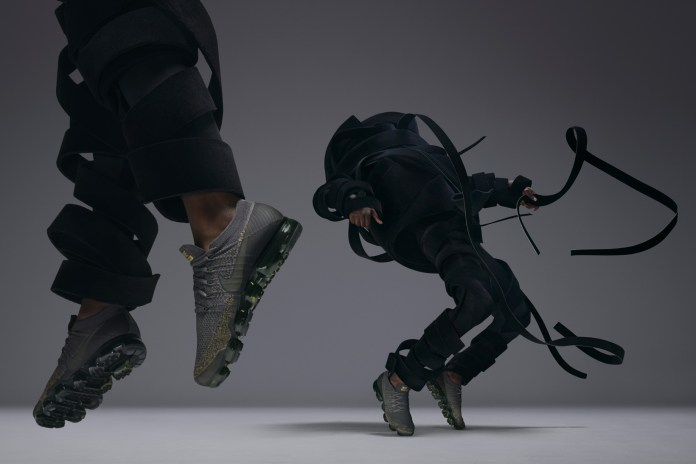 Nike's 'The Vision-AIRS: Experiments in Style' Explores Concept of Walking on Air