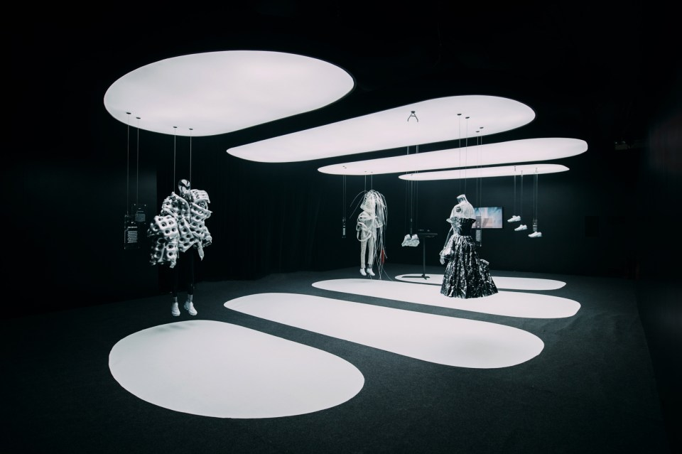 """An In-Depth Look at NikeLab's """"The Vision-Airs"""" Exhibition in Hong Kong"""
