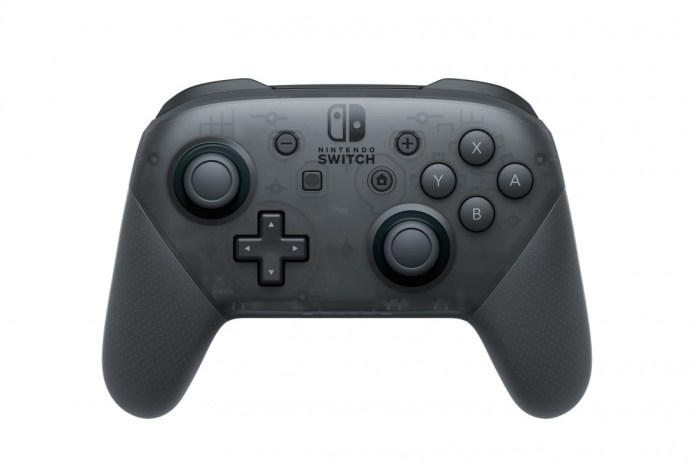 Nintendo Left a Secret Message on Its Switch Pro Controllers