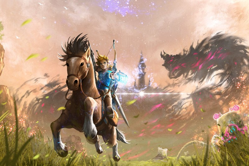 nintendo gives its new zelda game an 8 bit makeover i d rather be