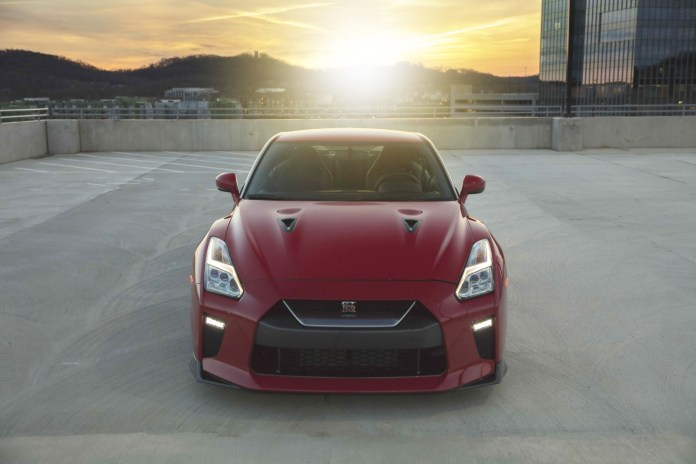 Nissan Is Bringing the GT-R Track Edition to the U.S. for the Very First Time
