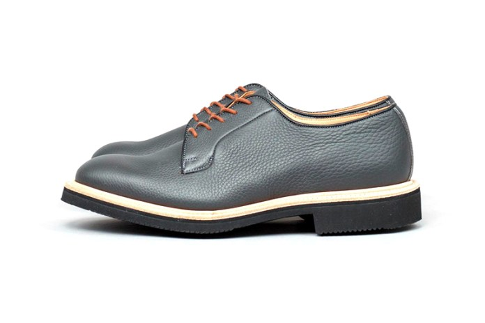 Stockholm Retailer Nitty Gritty Updates Tricker's Classic Footwear Models