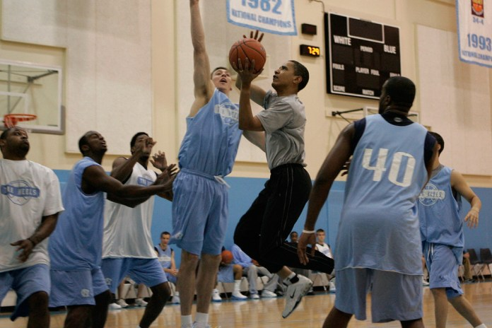 Barack Obama Joins March Madness Fun With Bracket Predictions