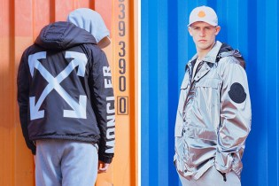 OFF-WHITE and Moncler Officially Release Their Latest Moncler O Lookbook