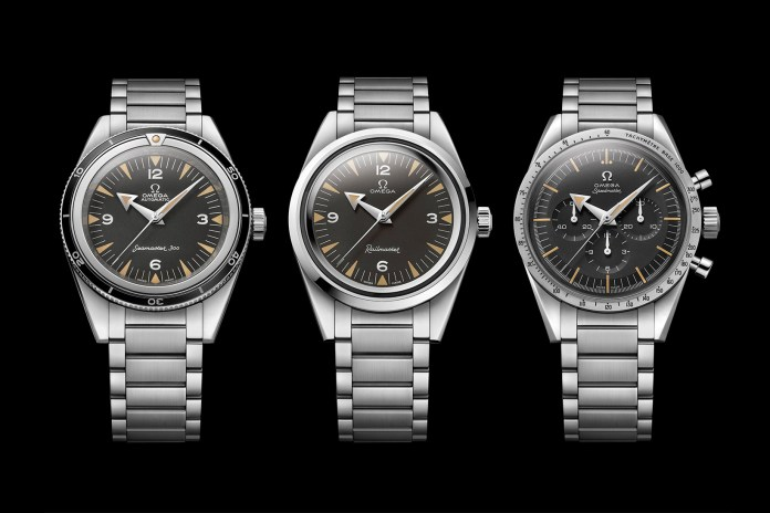 Omega Celebrates the 60th Anniversary of Its 1957 Releases