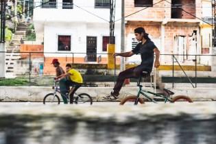 One-Legged BMXer Julián Molina Shreds Harder Than You