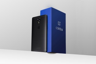 The Next Big Rival in Smartphones, the OnePlus 3T Debuts a Sophisticated colette Collaboration