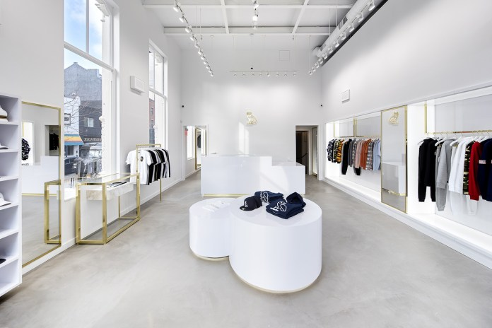 An Inside Look at OVO's New York Flagship
