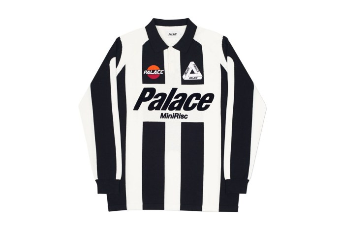 Palace Is Dropping Round Two of Its 2017 Spring/Summer Collection This Week