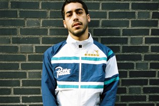 Patta & Diadora Unite for Another Sneaker and Tracksuit