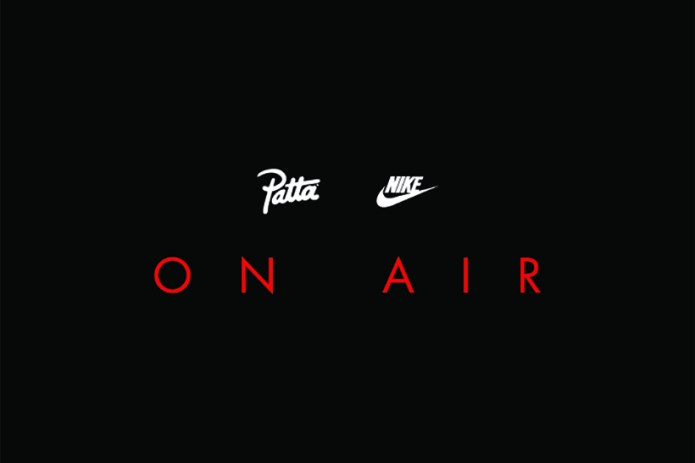 Patta & Nike Announce ON AIR Pop-Up