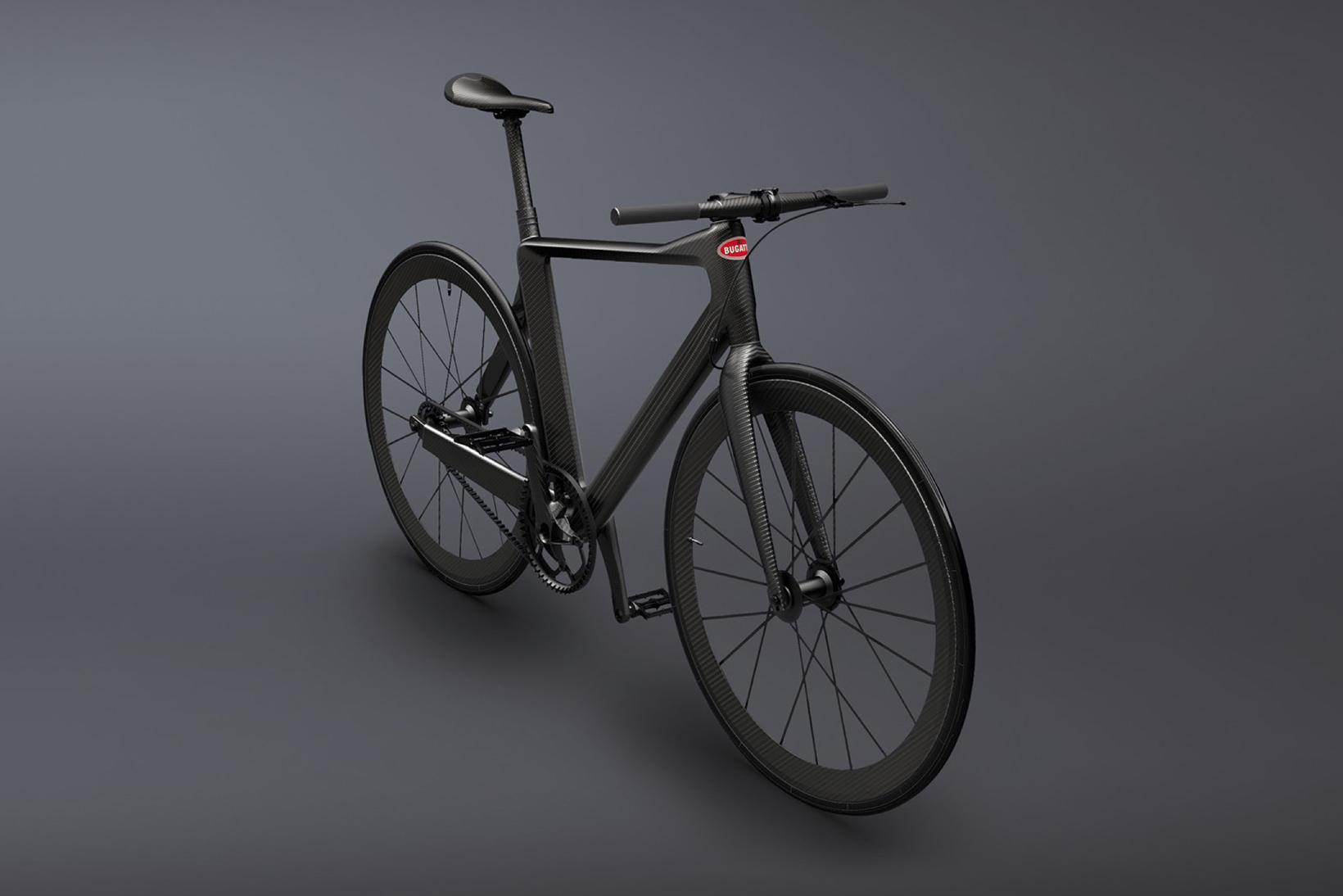 PG Bugatti Bike - 3762173