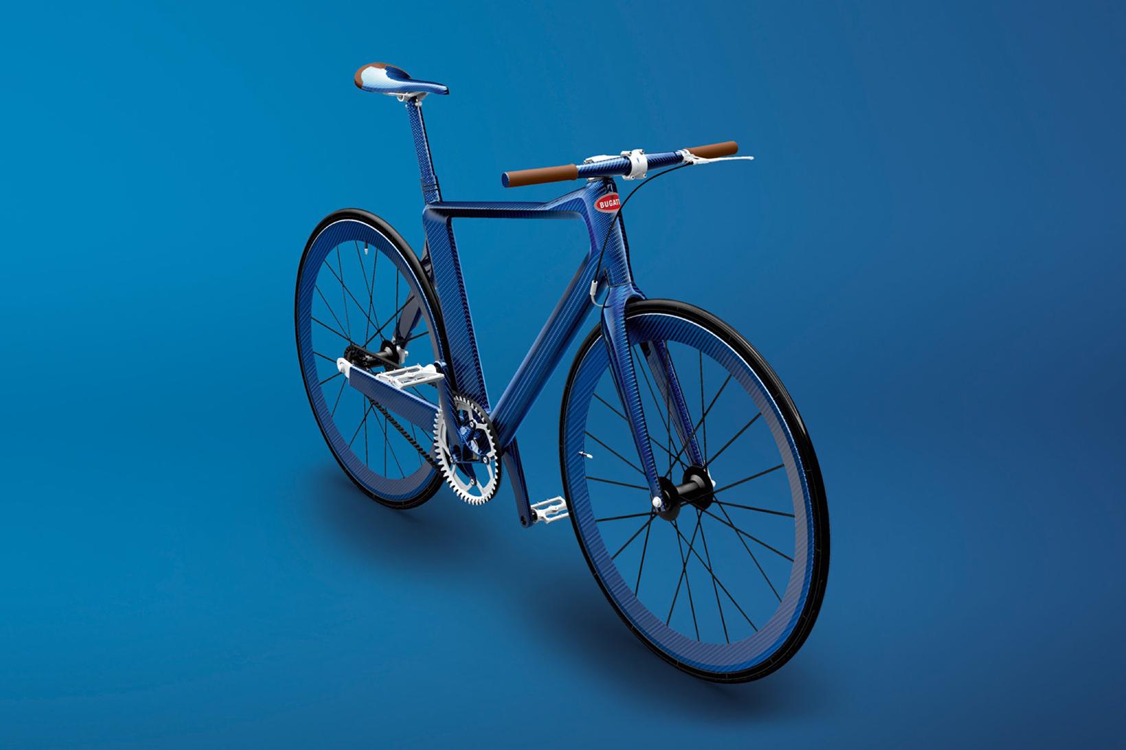 PG Bugatti Bike - 3762171