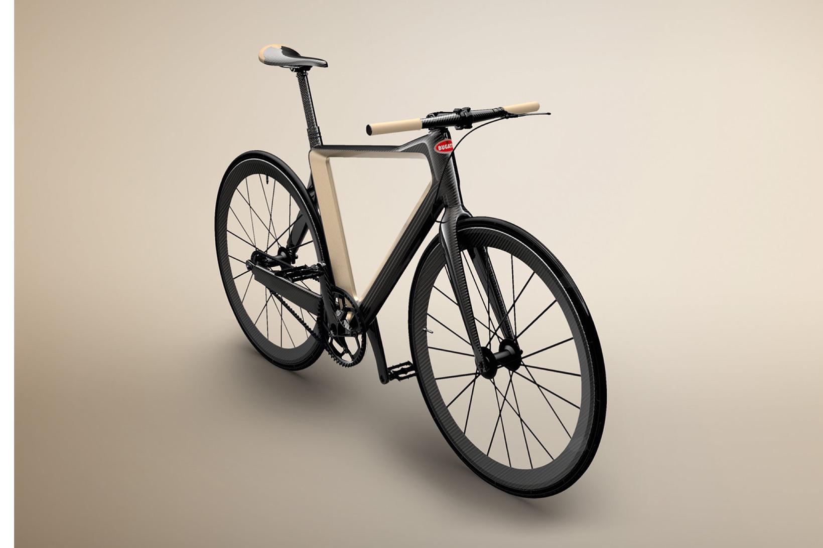 PG Bugatti Bike - 3762172