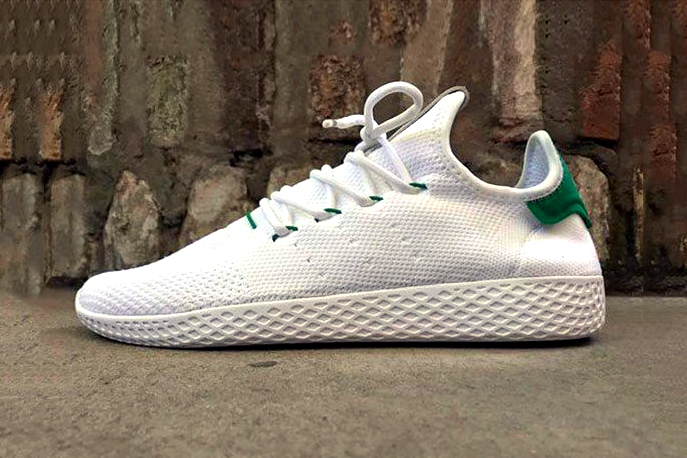 A First Look at Pharrell's Next adidas Originals Human Race Sneaker