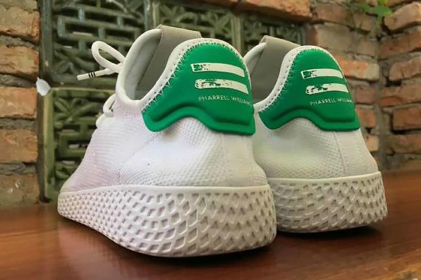 big sale 204f9 161ab pharrell williams adidas originals human race sneakers