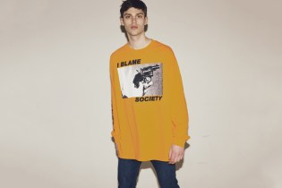PLEASURES & monkey time Join Forces for an Exclusive Capsule