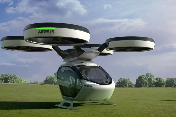 Pop.Up Is a Car-Drone Hybrid Concept Meant to Drive and Fly