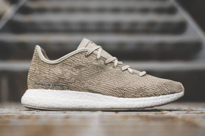 "A Closer Look at the Porsche Design x adidas Travel Tourer BOOST In ""Trace Cargo"""