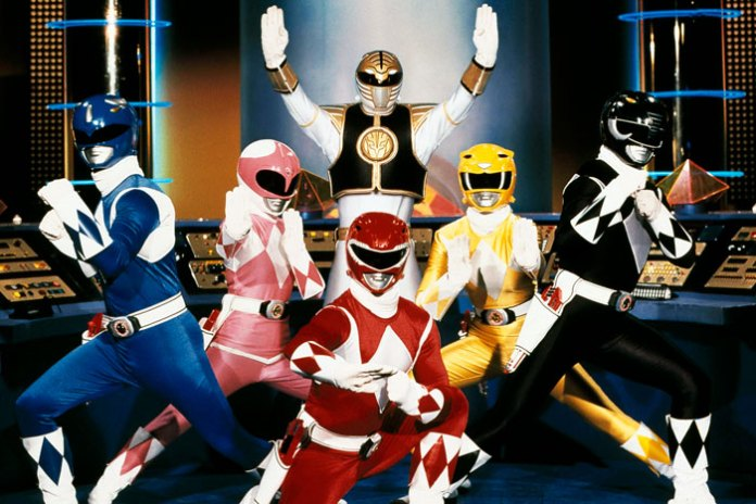 A 'Power Rangers' Twitch Marathon Is Now Airing All of the Show's 831 Episodes