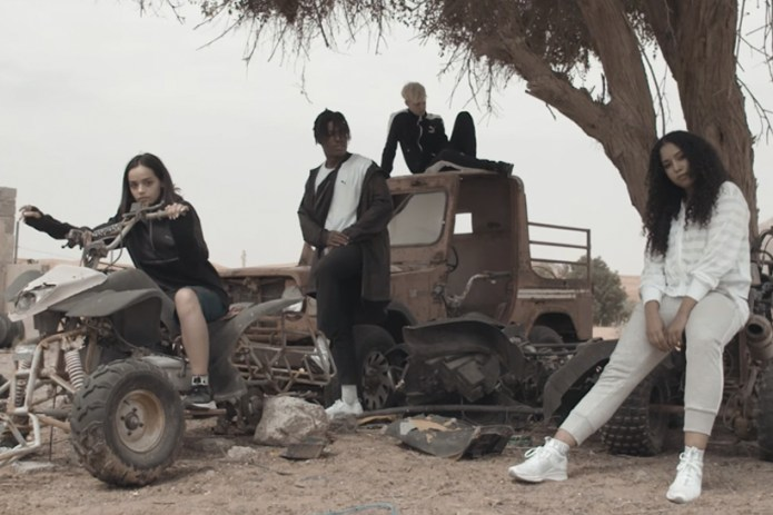 Watch PUMA's Suede Guerillas Take on Middle East Street Culture