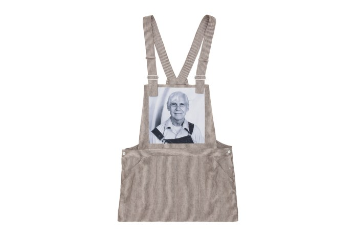 Raf Simons's Dungaree Vests Are Available Now for $730 USD