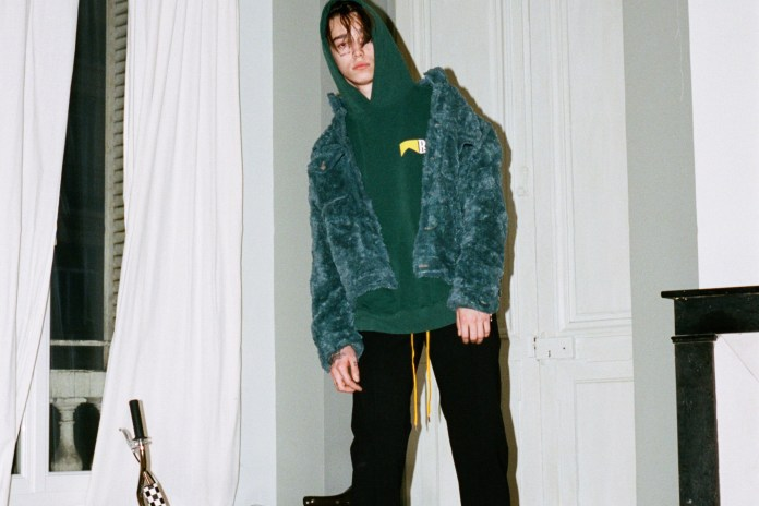 """RHUDE Releases a Lookbook for Its 2017 Fall/Winter """"MOTORPSYCHO"""" Collection"""