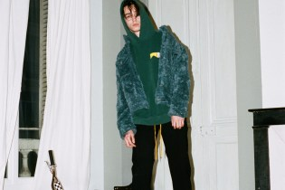 "RHUDE Releases a Lookbook for Its 2017 Fall/Winter ""MOTORPSYCHO"" Collection"