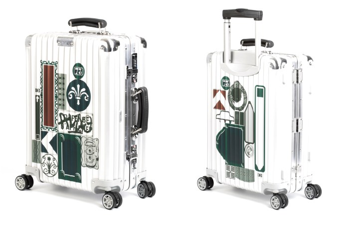 Rimowa and M/M Pay Homage to Paris With a New Take on Its Iconic Suitcase