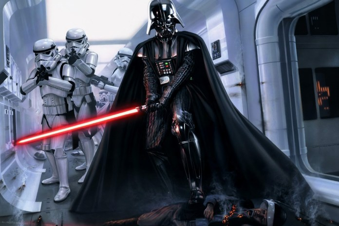 'Rogue One' Director Reveals the Secrets Behind Final Vader Scene