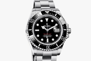 Rolex Unveils a Unique Take on the Oyster Perpetual Sea-Dweller
