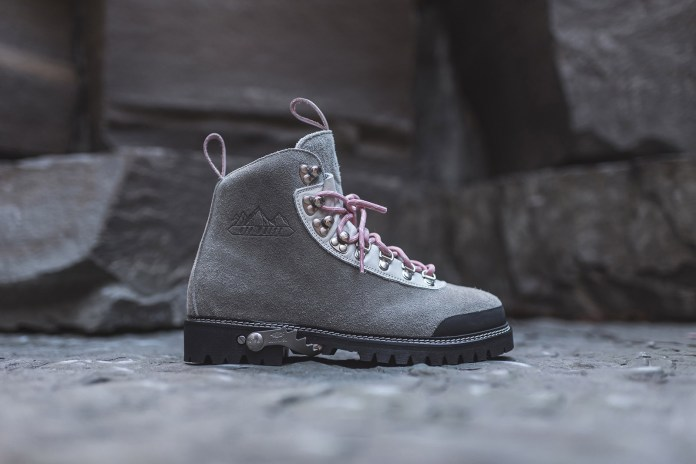 """Ronnie Fieg & OFF-WHITE's Hiking Boot Completes The """"OFF-PALETTE"""" Collaboration"""