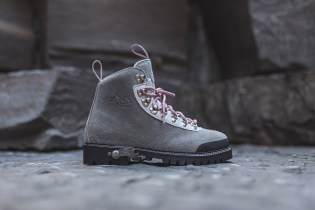 "Ronnie Fieg & OFF-WHITE's Hiking Boot Completes The ""OFF-PALETTE"" Collaboration"