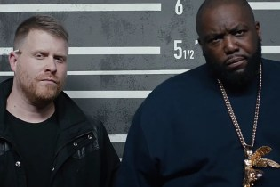"""Run The Jewels Trip out in a Police Lineup For """"Legend Has It"""" Video"""