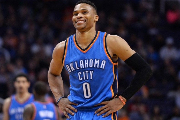 "Russell Westbrook Loves Kevin Durant Shot in Kendrick Lamar's ""The Heart Part 4"""