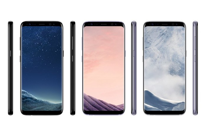 Latest Samsung Galaxy S8 Leak Shows off Additional Colors