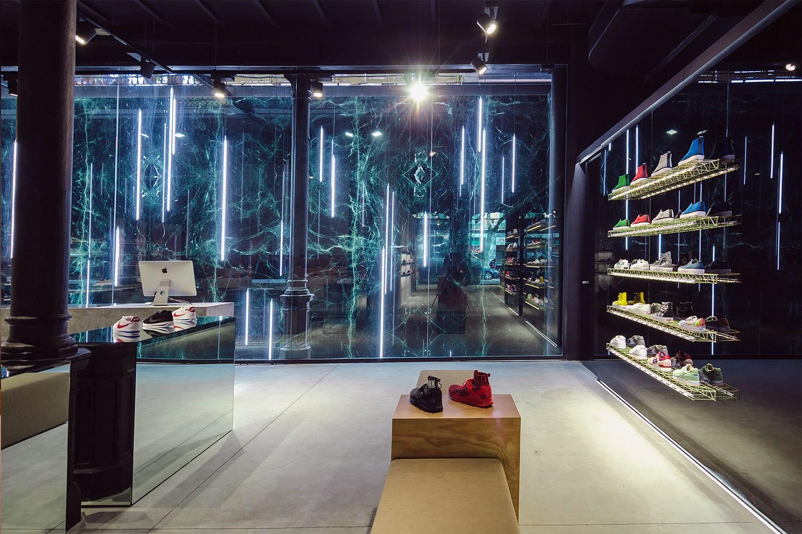Sneaker Store Spotlight Sivasdescalzo Hypebeast