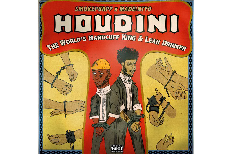 "Smokepurpp and MadeinTYO ""Houdini"""