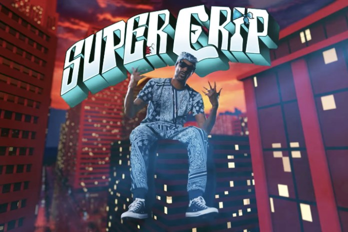 "Snoop Dogg Morphs Into a Comic Book Character For ""Super Crip"" Video"