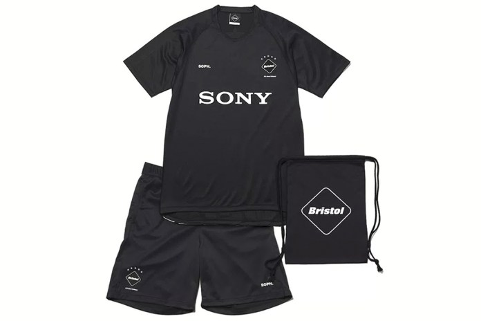 The Sony x F.C.R.B. Collection Has Arrived