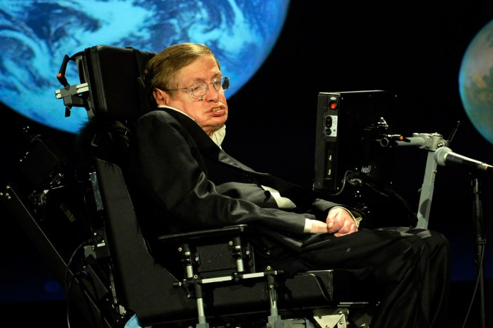 Stephen Hawking Is Going to Space Thanks to Richard Branson