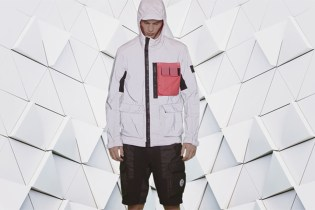 Stone Island Showcases Its Quintessential Reflective Jackets for the 2017 Spring/Summer Season