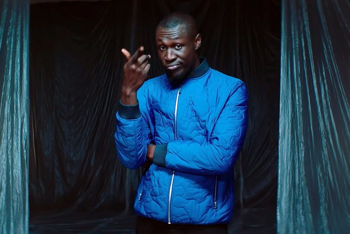 """Stormzy Gets Draped in adidas In """"Cold"""" Music Video"""