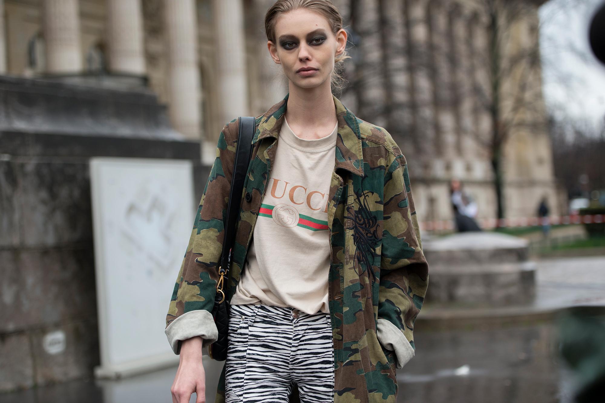 Streetsnaps Paris Fashion Week March 2017 Part 2 - 3747937