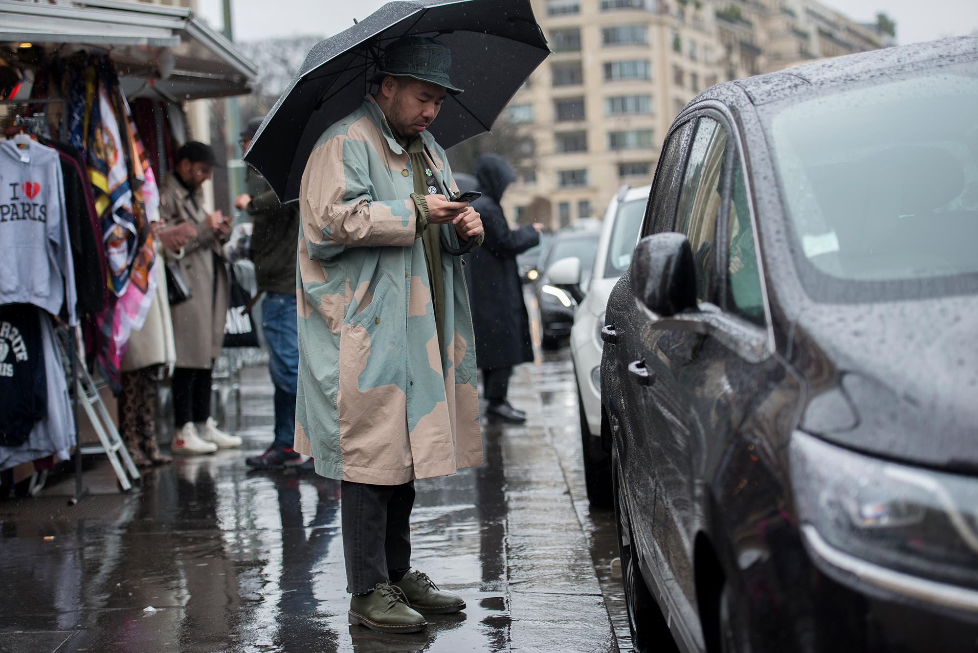 Streetsnaps Paris Fashion Week March 2017 Part 2 - 3747933
