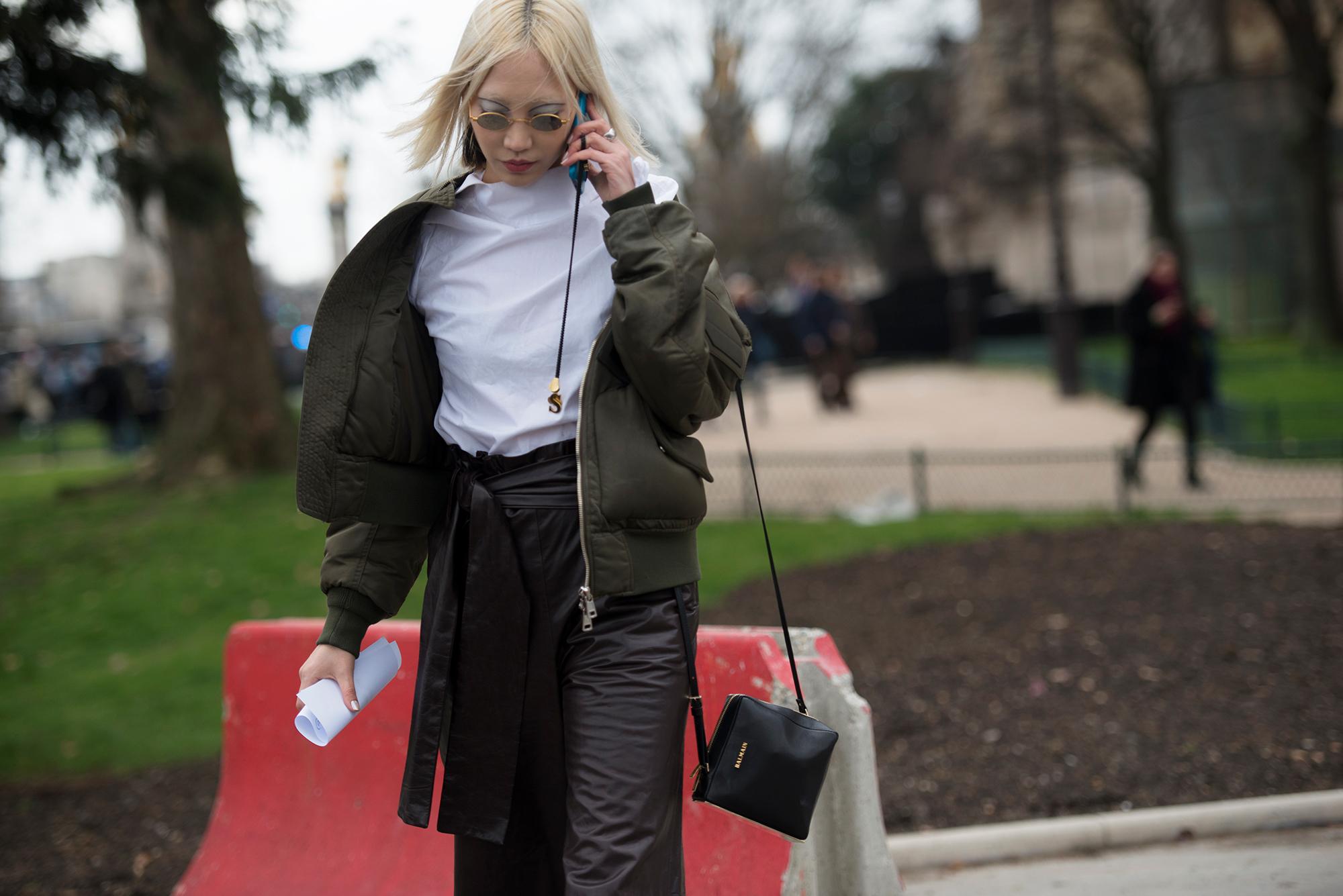 Streetsnaps Paris Fashion Week March 2017 Part 2 - 3747932