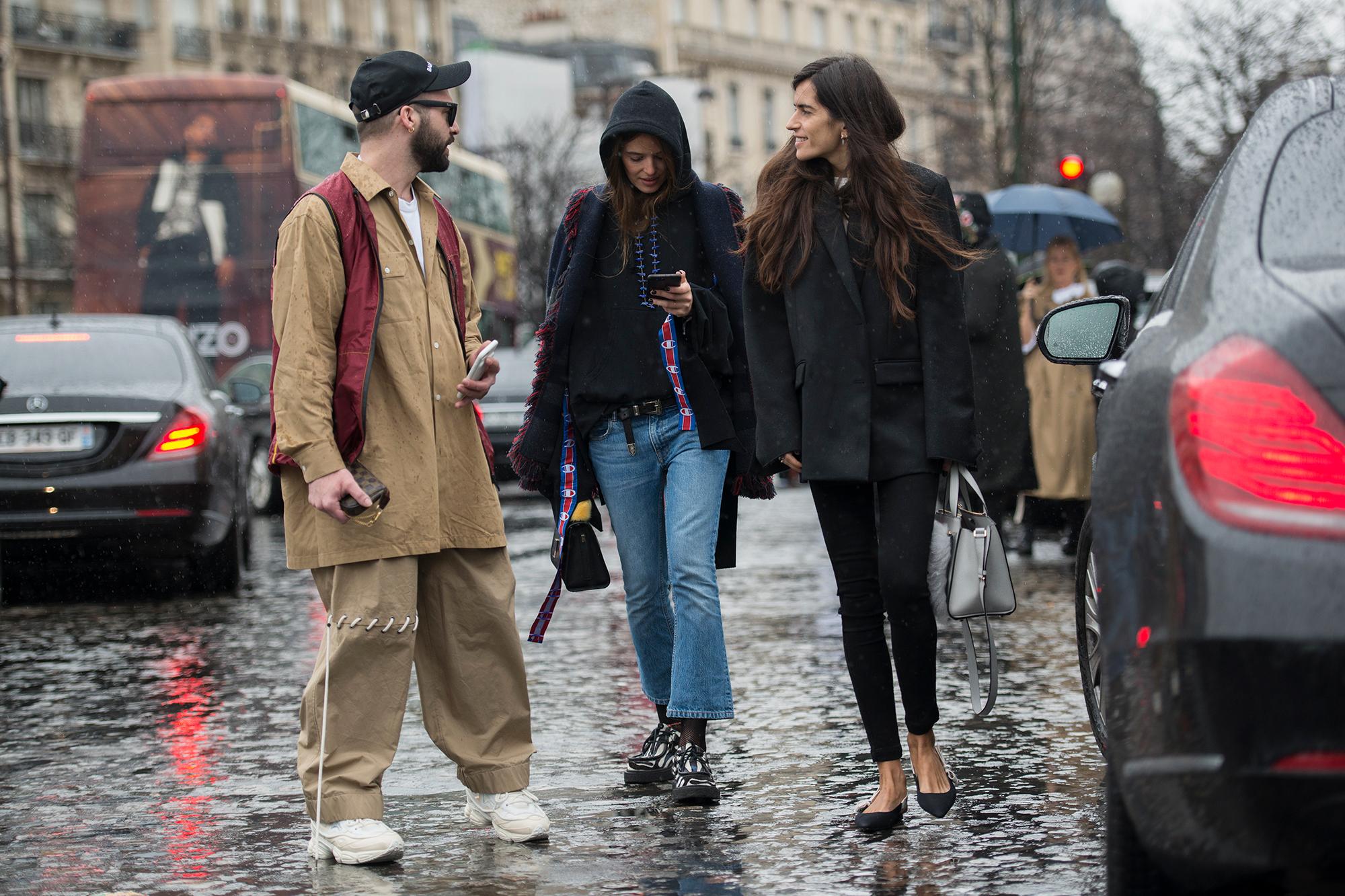 Streetsnaps Paris Fashion Week March 2017 Part 2 - 3747924